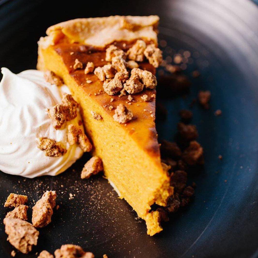 Slow Cooker Crustless Brown Sugar Pumpkin Pie ...