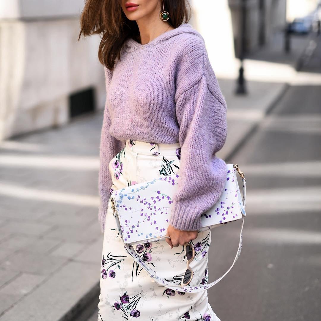 47 Hottest Purple Bags ...