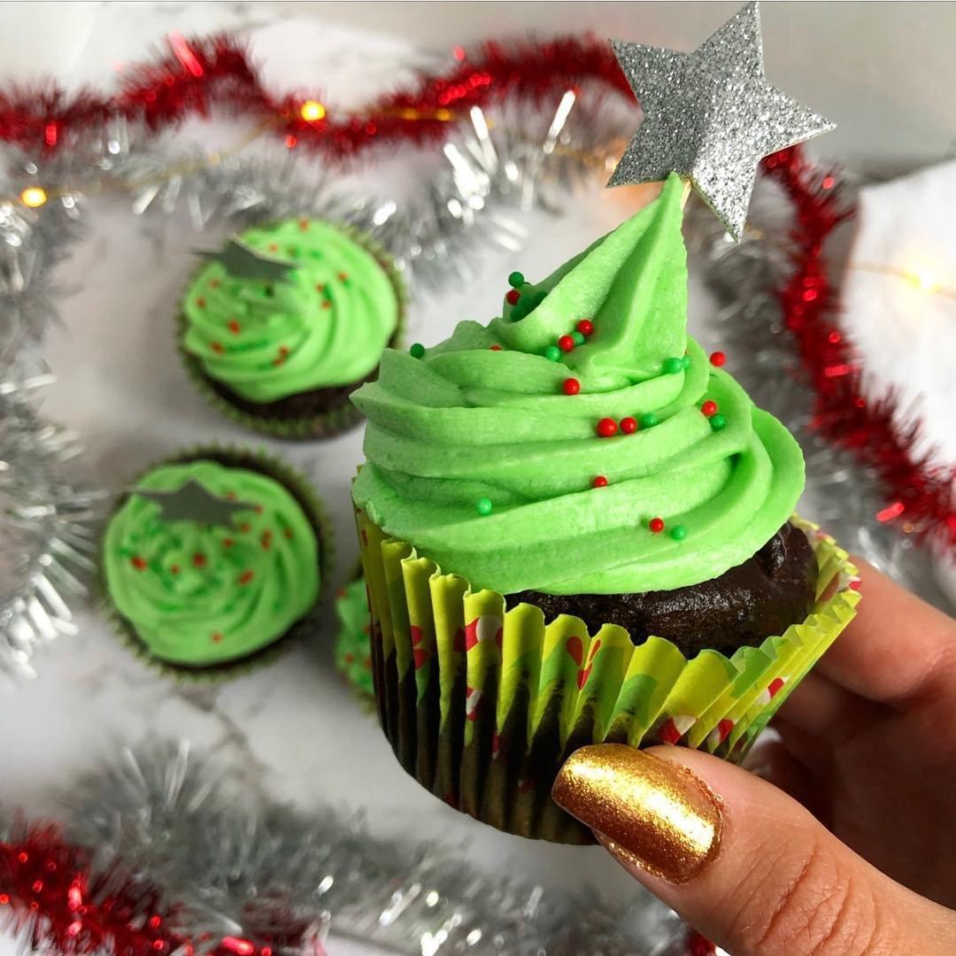 Christmas 🎄 Cupcakes 🍰 to Make ASAP 👌🏼 ...