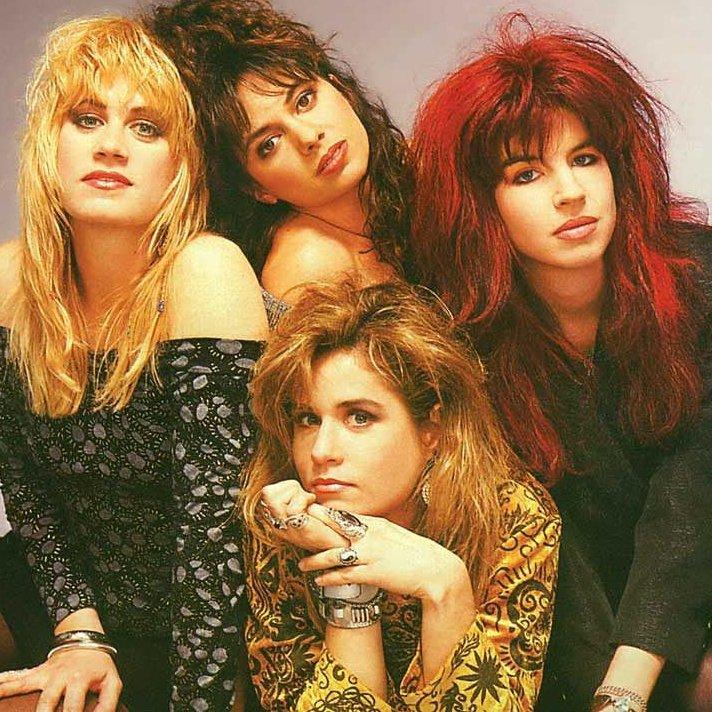 80s Female Rock Singers: 15 Best 80s Rock Songs By Female Artists