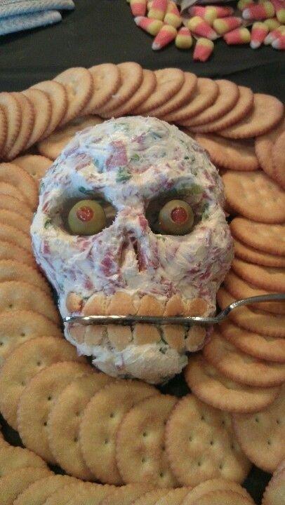 Skull Cheese Spread