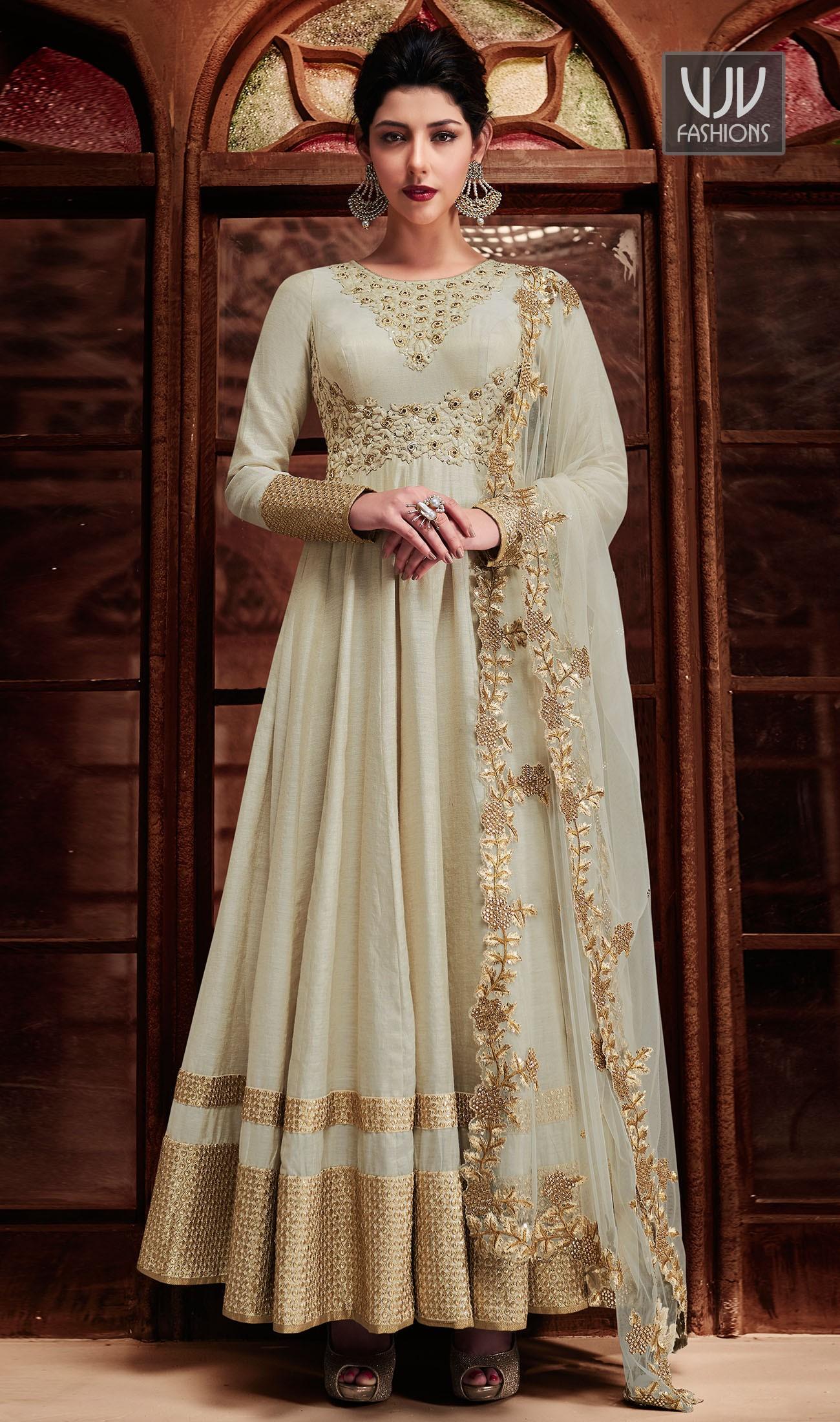 0265123ee6 Designer Anarkali Suits and Anarkali Salwar Kameez Latest Fashion