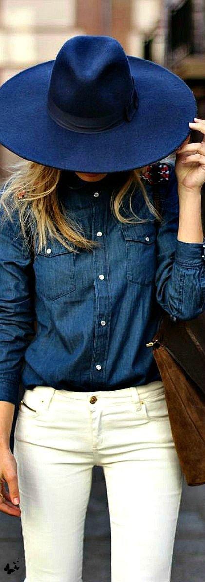 denim,blue,clothing,hat,jeans,